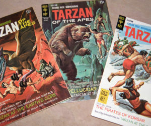 Gold Key Collector's Edition - Tarzan at the Earth's Core