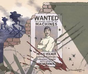 Resist the Machines!