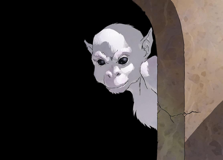 Beware the White Monkey