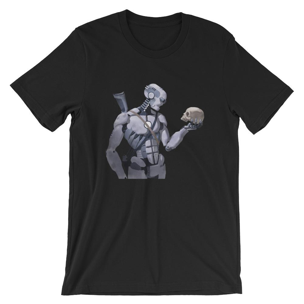 Comic Story T Shirt
