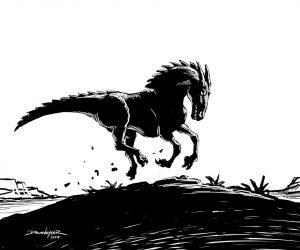 """Dragon Horse"""