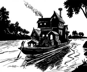 """""""House Boat"""""""