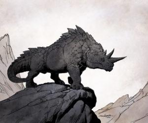 """""""Rhino-Dino"""""""